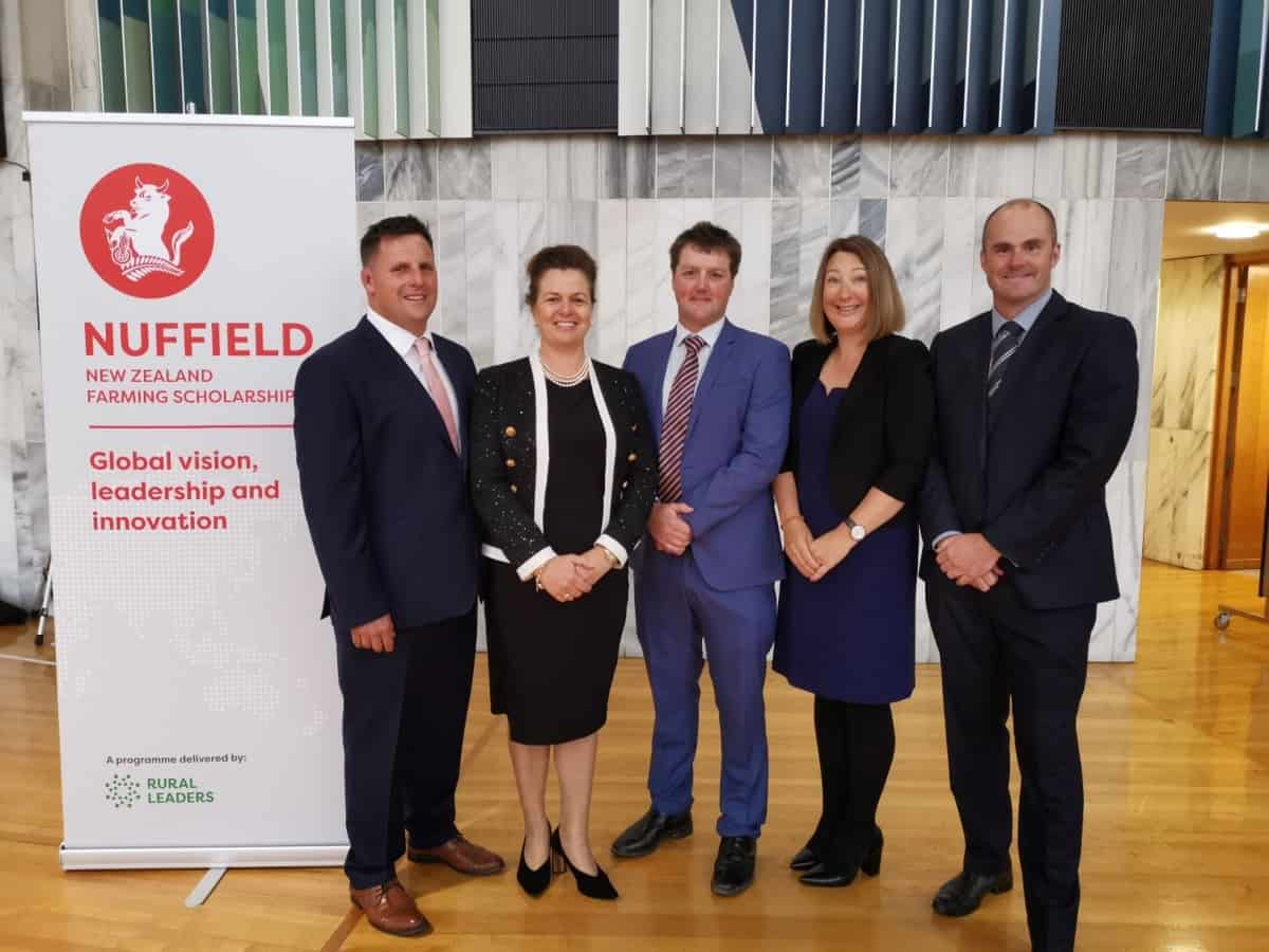 Nuffield Scholars 2020