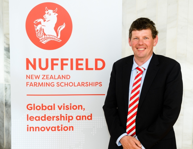 Hamish Marr Nuffield 2019 Scholar