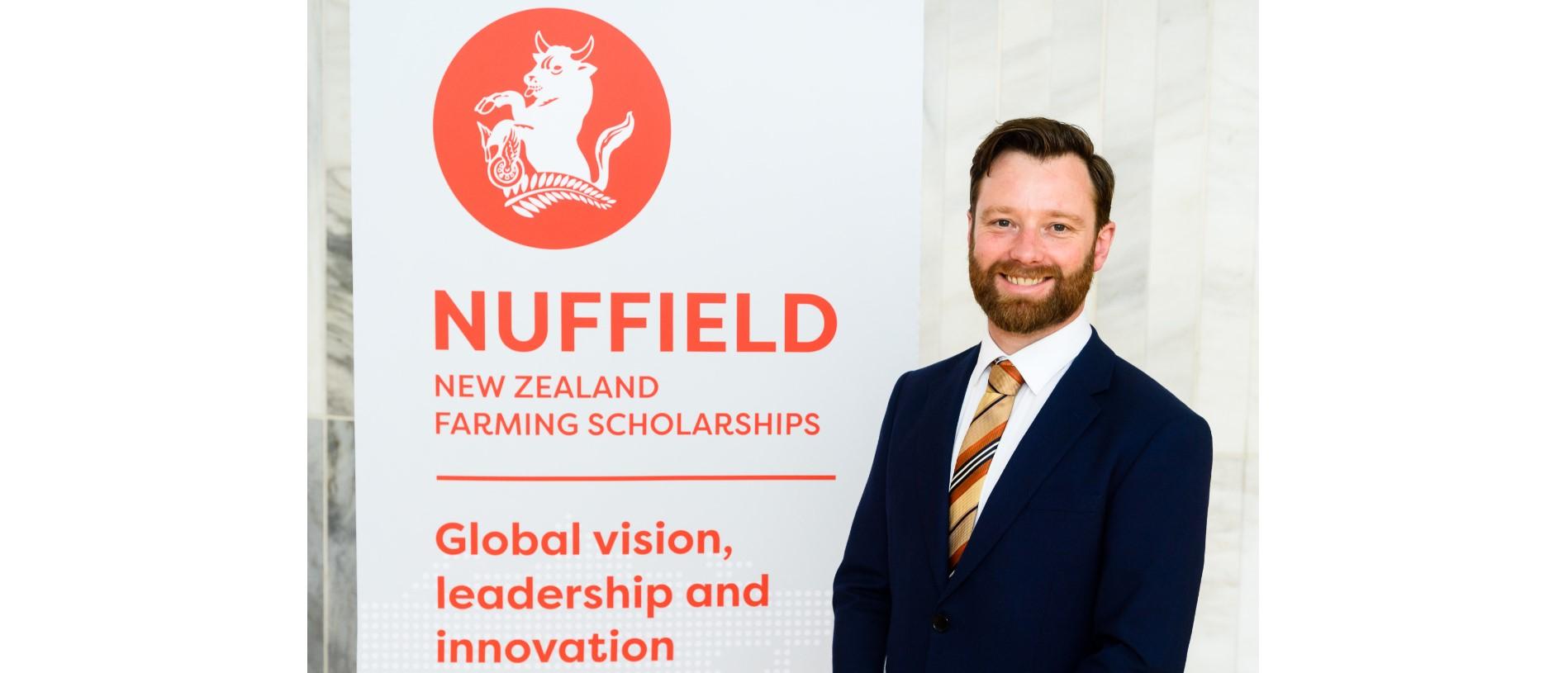 Ben Hancock 2019 Nuffield Scholard