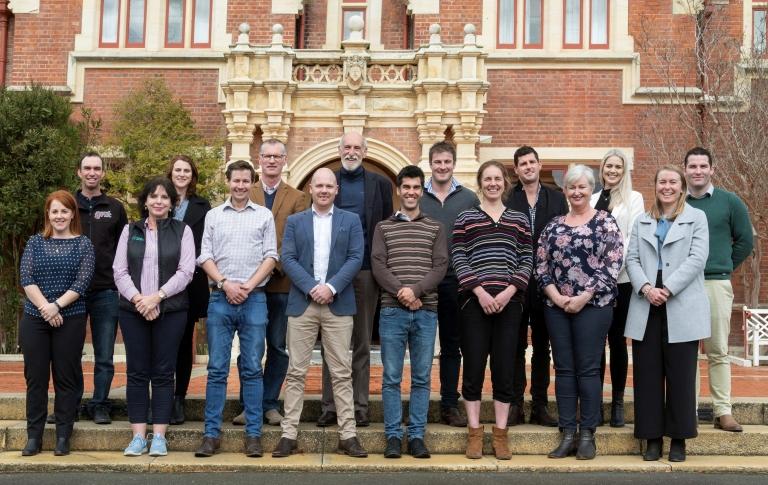 Kellogg Rural Leadership Programme, Course 42, Lincoln, New Zealand